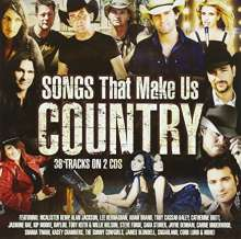 Songs That Make Us Contry, 2 CDs