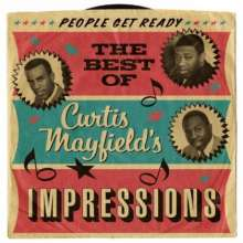 Curtis Mayfield: People Get Ready: The Best Of, 2 CDs