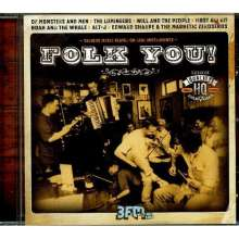 Folk You!, CD