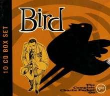 Charlie Parker (1920-1955): Bird: The Complete Charlie Parker On Verve (Box), 10 CDs