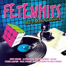 Fetenhits: 80er Maxi Classics, 3 CDs