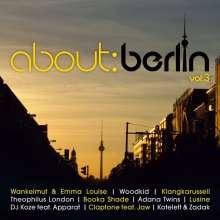 About: Berlin Vol: 3, 2 CDs