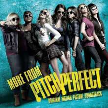 Filmmusik: More From Pitch Perfect, CD
