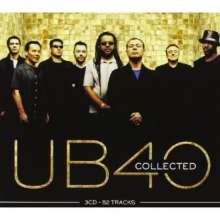 UB40: Collected, 3 CDs