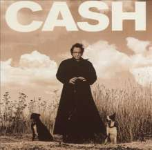Johnny Cash: American Recordings (180g) (Limited Edition), LP