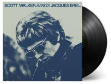 Scott Walker: Sings Jacques Brel (180g), LP