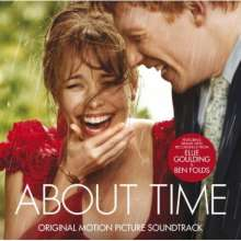 Filmmusik: About Time, CD