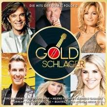 Goldschlager: Die Hits der Stars Folge 2, 2 CDs