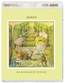 Genesis: Selling England By The Pound (Blu-Ray Audio), Blu-ray Audio