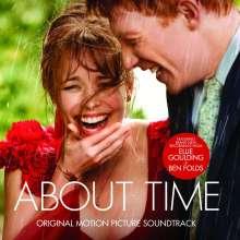 Filmmusik: Alles eine Frage der Zeit (OT: About Time), CD