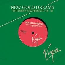 New Gold Dreams - Post Punk & New Romantic '79 - '83, 3 CDs