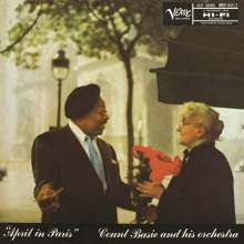 Count Basie (1904-1984): April In Paris (180g), LP