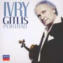 Ivry Gitlis - Portrait, 5 CDs