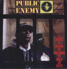 Public Enemy: It Takes A Nation Of Millions To Hold Us Back (180g) (Limited Edition), LP