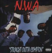 N.W.A: Straight Outta Compton (180g), LP