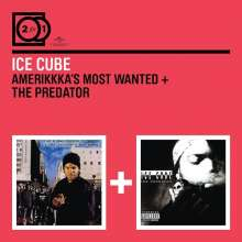 Ice Cube: Amerikkka's Most Wanted / The Predator, 2 CDs
