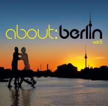 About: Berlin Vol. 5, 2 CDs