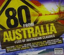 80 From Australia, 4 CDs
