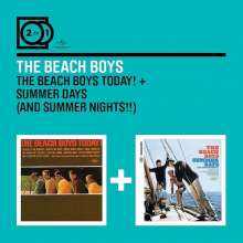 The Beach Boys: The Beach Boys Today! / Summer Days (And Summer Nights!!), 2 CDs