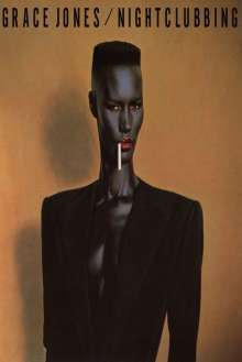Grace Jones: Nightclubbing (Blu-ray Audio), Blu-ray Disc