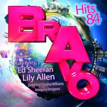 Bravo Hits 84, 2 CDs