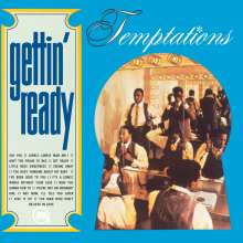 The Temptations: Gettin' Ready (180g), LP
