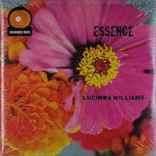 Lucinda Williams: Essence (Translucent Orange Vinyl), 2 LPs