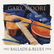 Gary Moore: Ballads & Blues (180g) (Limited Edition), LP