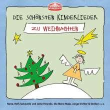 Die schönsten Kinderlieder - Zu Weihnachten, CD