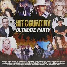 Hit Country - Ultimate Party, 2 CDs