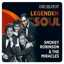 Smokey Robinson & The Miracles: Die Zeit Edition: Legenden des Soul, CD