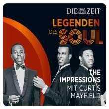 Curtis Mayfield: Die Zeit Edition: Legenden des Soul, CD