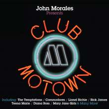 John Morales Presents Club Motown, 2 CDs
