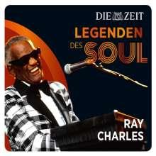 Ray Charles: Die Zeit Edition: Legenden des Soul, CD