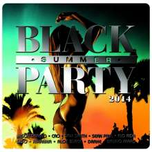 Black Summer Party 2014, 2 CDs