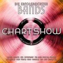 Die ultimative Chartshow: Die erfolgreichsten Bands, 2 CDs