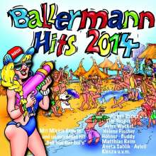 Ballermann Hits 2014, 2 CDs