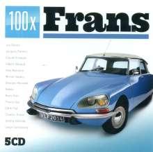 100 X Frans, 5 CDs