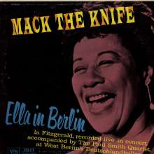 Ella Fitzgerald (1917-1996): Mack The Knife: Ella In Berlin (180g) (Limited Edition), LP