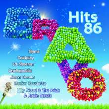 Bravo Hits 86, 2 CDs