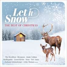 Let It Snow: The Best Of Christmas, 2 CDs
