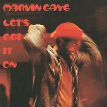 Marvin Gaye: Let's Get It On (180g) (Limited Edition), LP