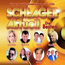 Schlager Aktuell: Die Besten, 3 CDs