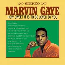 Marvin Gaye: How Sweet It Is To Be Loved By You (180g), LP