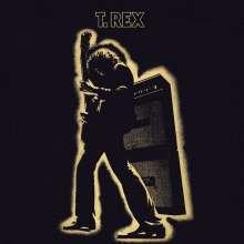 T.Rex (Tyrannosaurus Rex): Electric Warrior (180g) (Limited Edition), LP