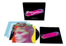 Grace Jones: Portfolio / Fame / Muse: The Disco Years Trilogy (remastered) (180g) (Limited Edition), 4 LPs