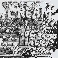 Cream: Wheels Of Fire, 2 LPs