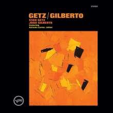 Stan Getz & João Gilberto: Getz / Gilberto (180g) (Limited-Edition), LP