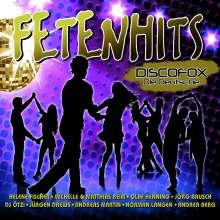 Fetenhits Discofox - Die Deutsche, 3 CDs