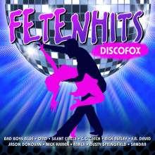 Fetenhits Discofox, 3 CDs